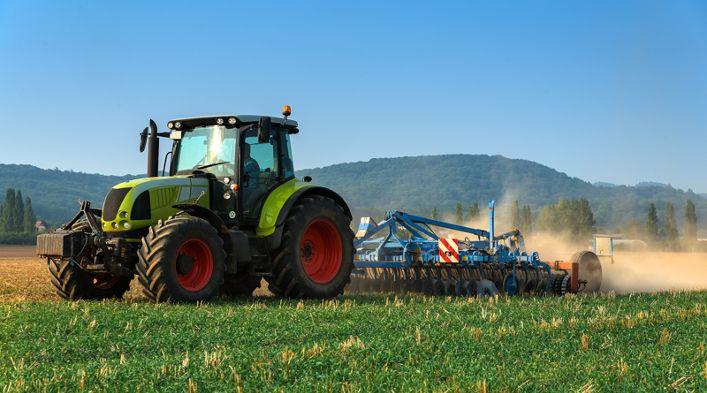 Der Einsatz von Selbstabscheidenden Lacken für die Landwirtschaft