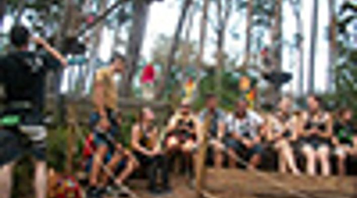 Ausflug der Auzubildenden der Burkhartsmaier Gruppe