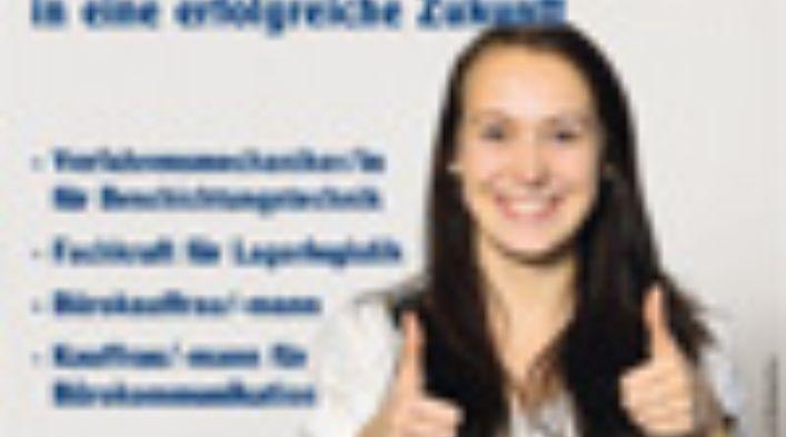 """Qualifizierte Ausbildungsplätze """"Komm zu BBL"""""""